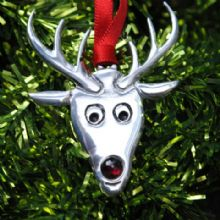 Xmas tree decoration Reindeer XD1
